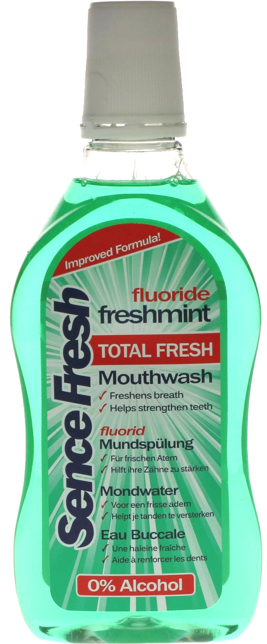 01716 - Mouthwash 500 ml - Freshmint