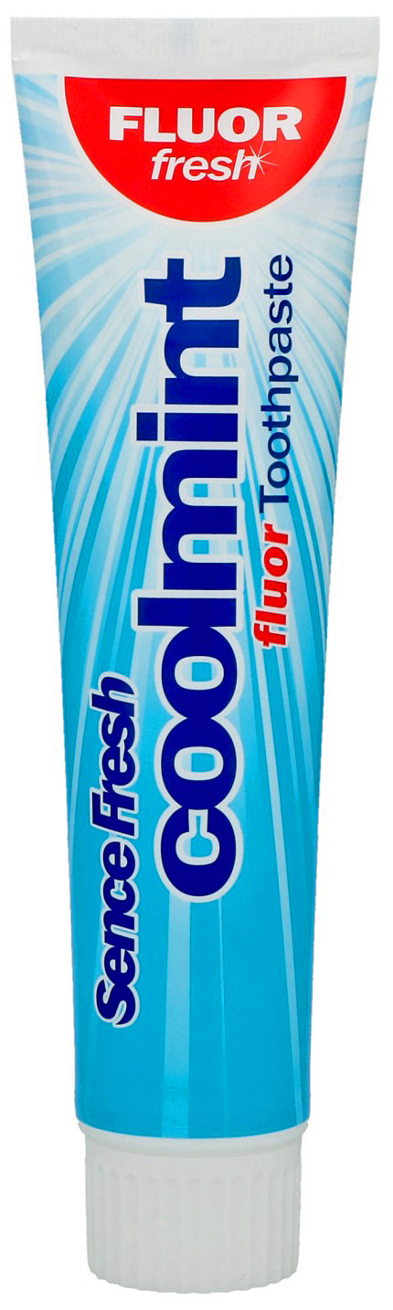 01723 - toothpaste coolmint fluor 125 ml