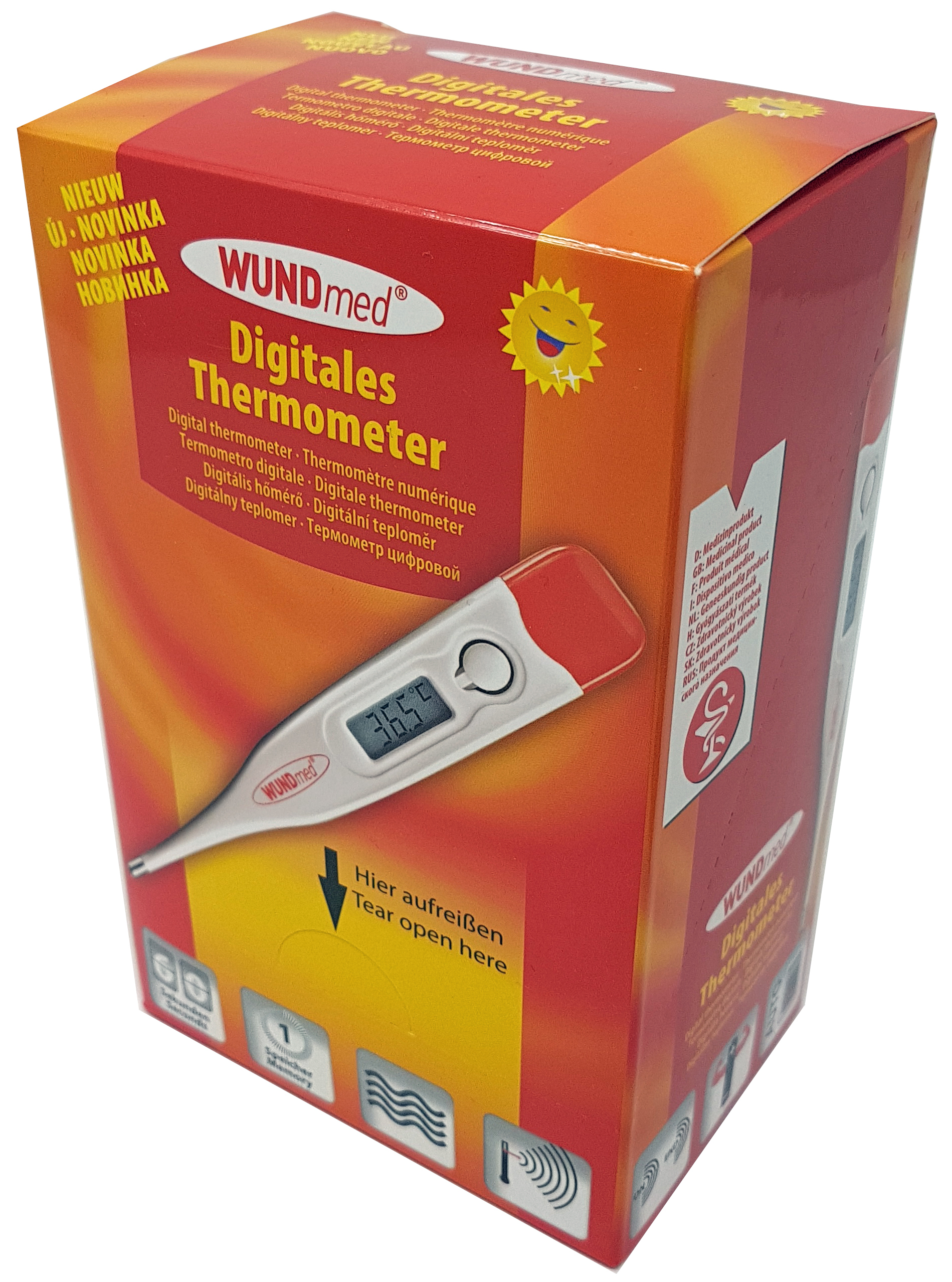 01760 - Digitales Thermometer
