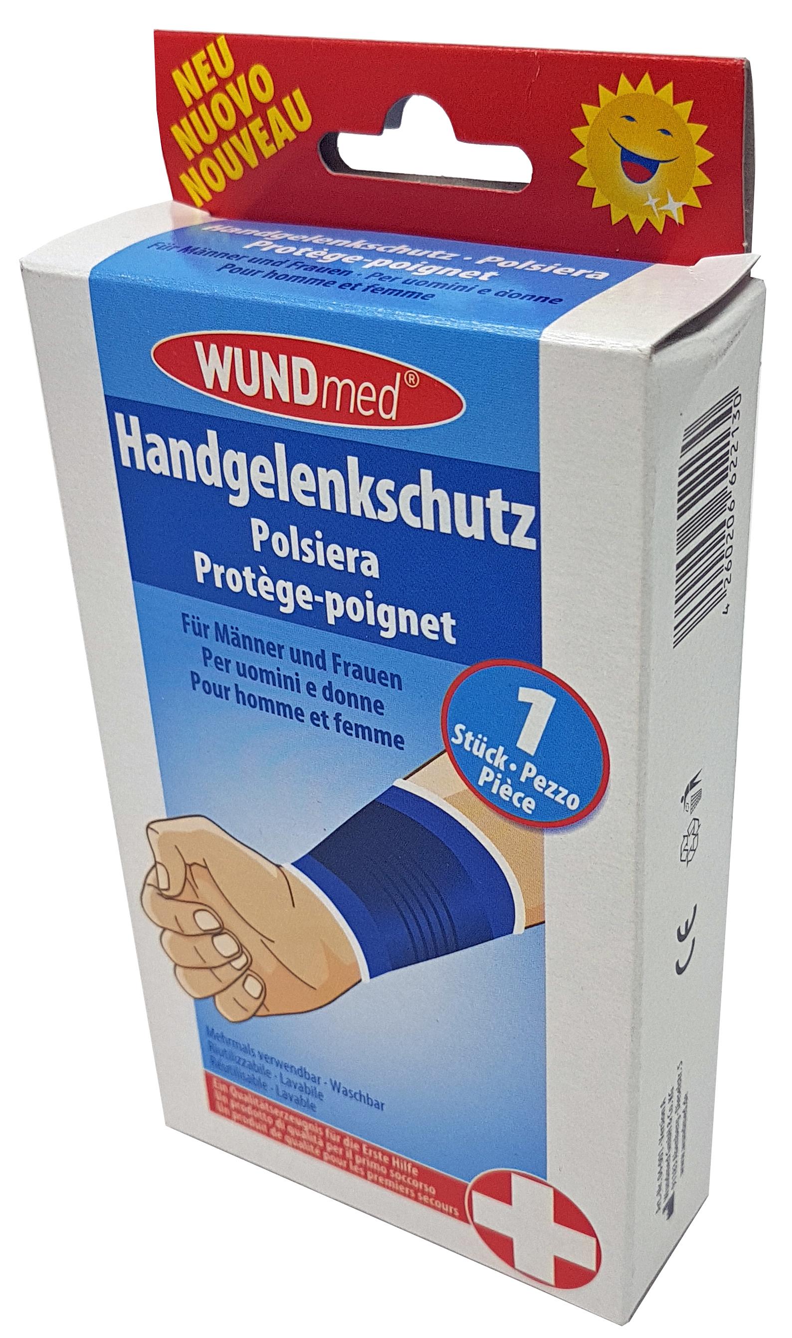 01766 - Wundmed Handgelenkschutz, Unisex