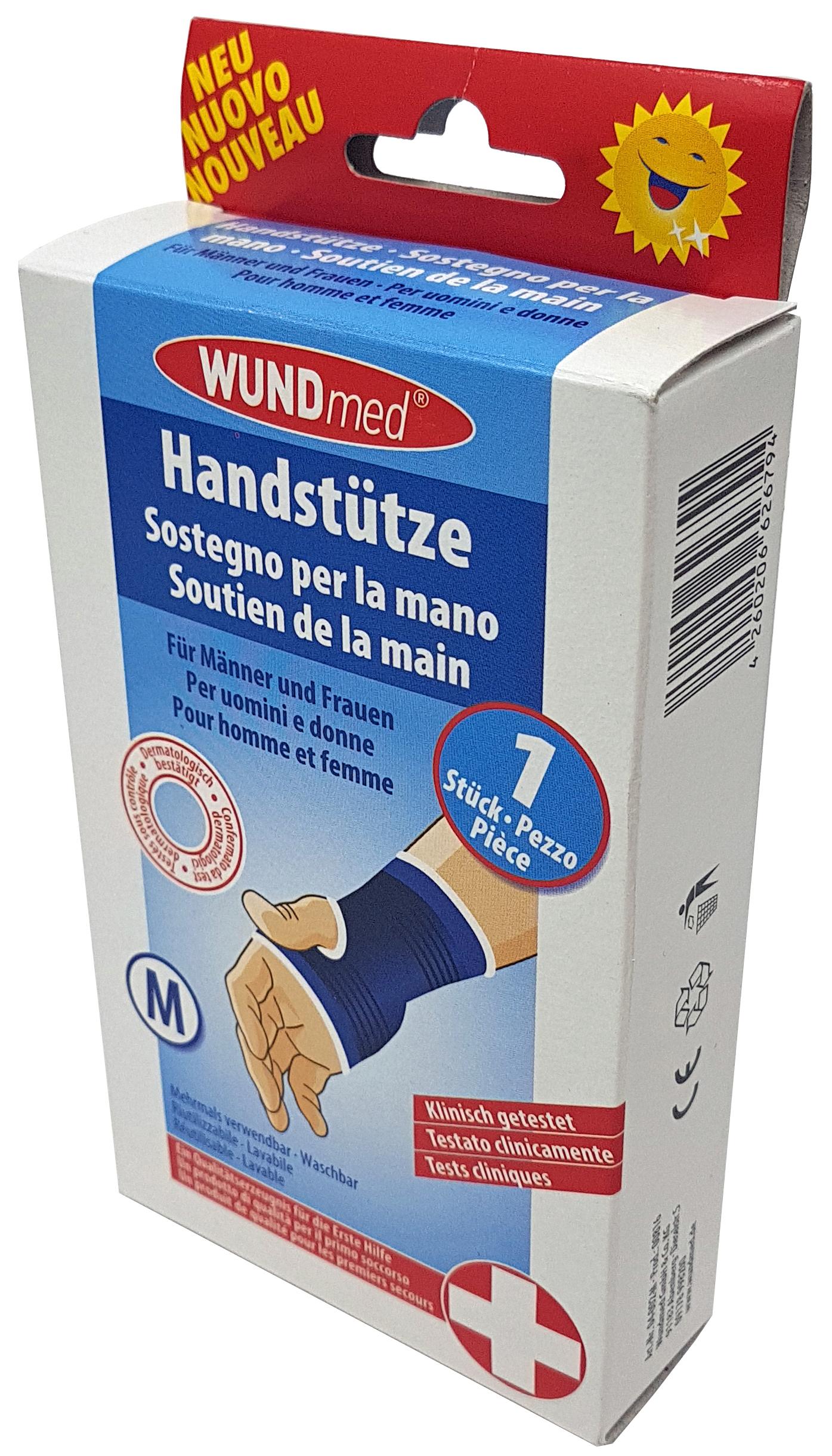 01767 - Wundmed Handstütze, Größe M