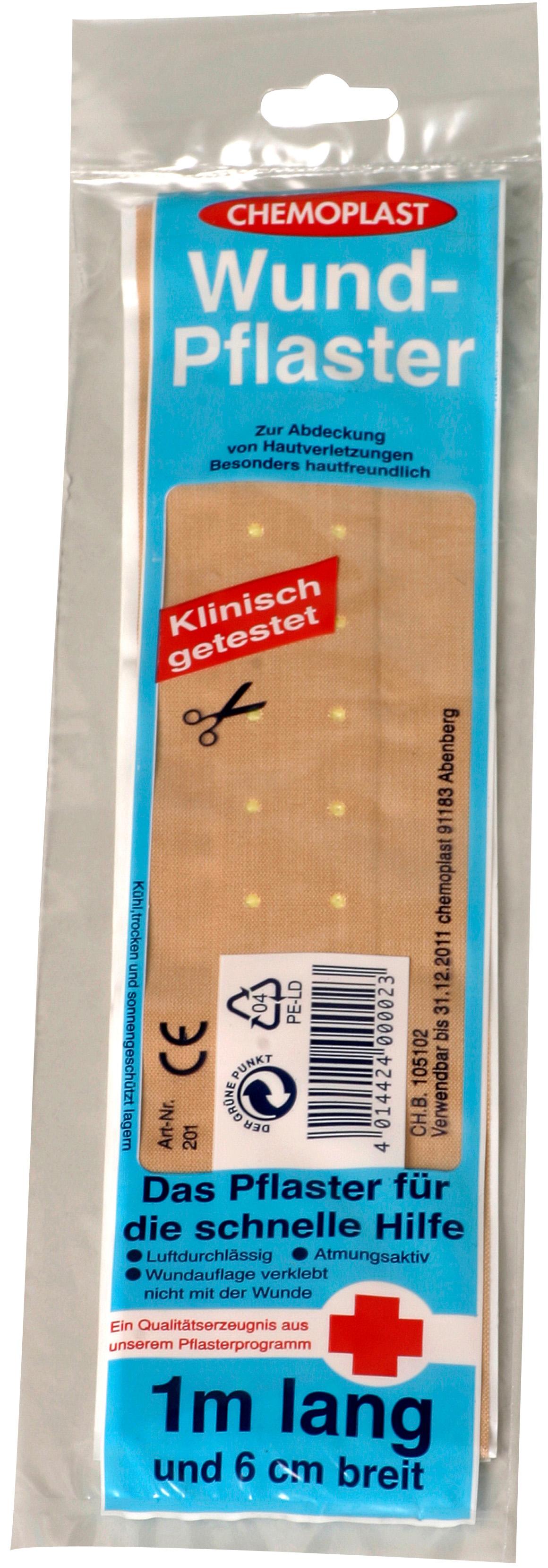 01794 - Wundpflaster 1 m x 6 cm