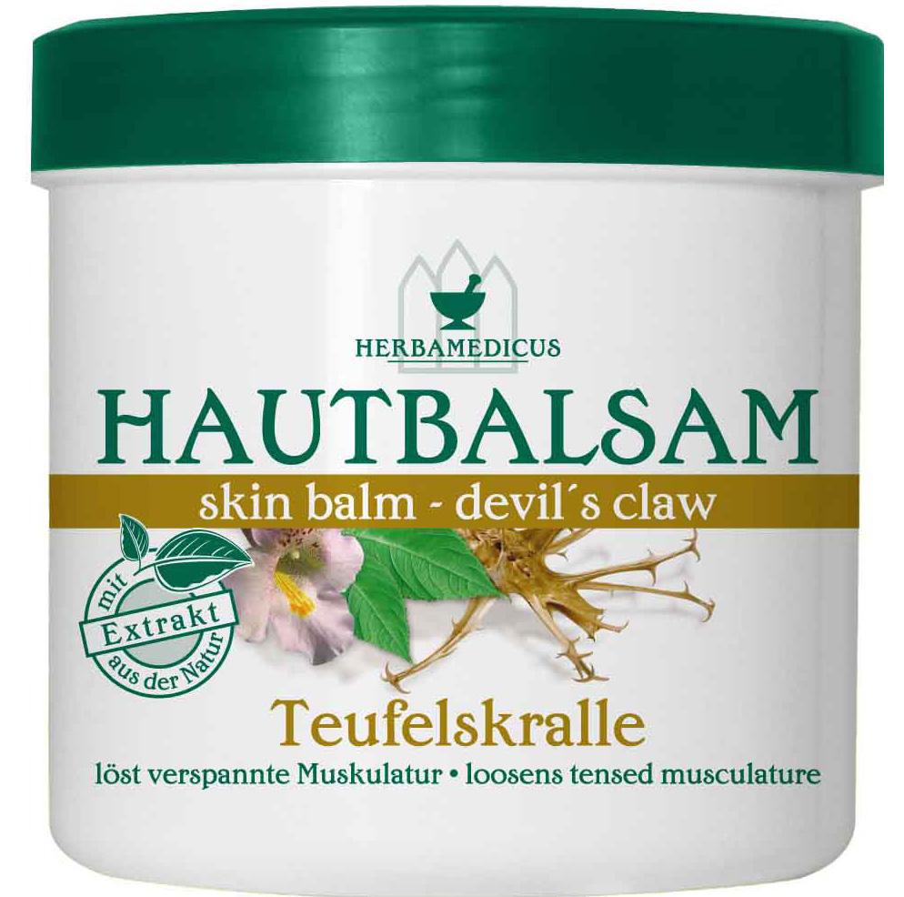 01803 - Herbamedicus Teufelskralle Creme 250 ml