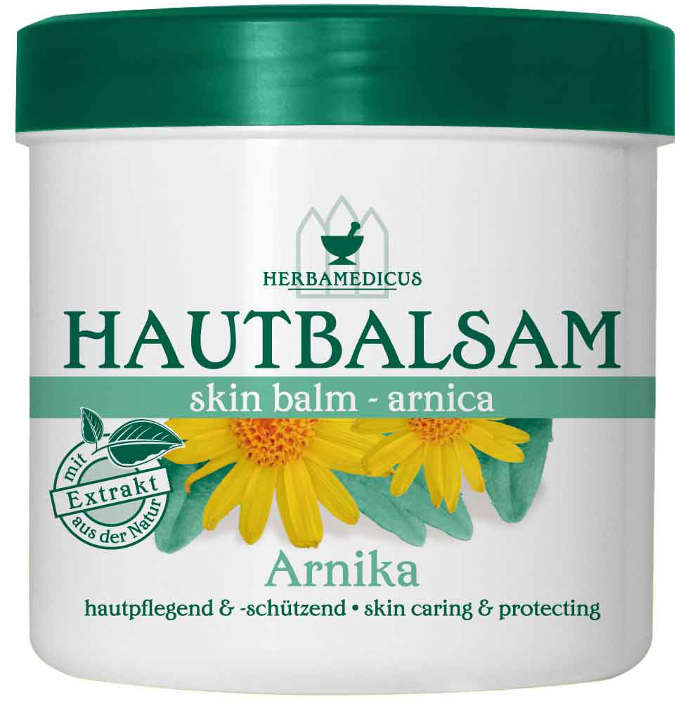 01804 - Herbamedicus Arnika Creme 250 ml