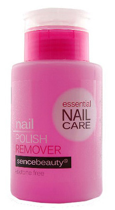 01831 - nail polish remover 175 ml, free of acetone