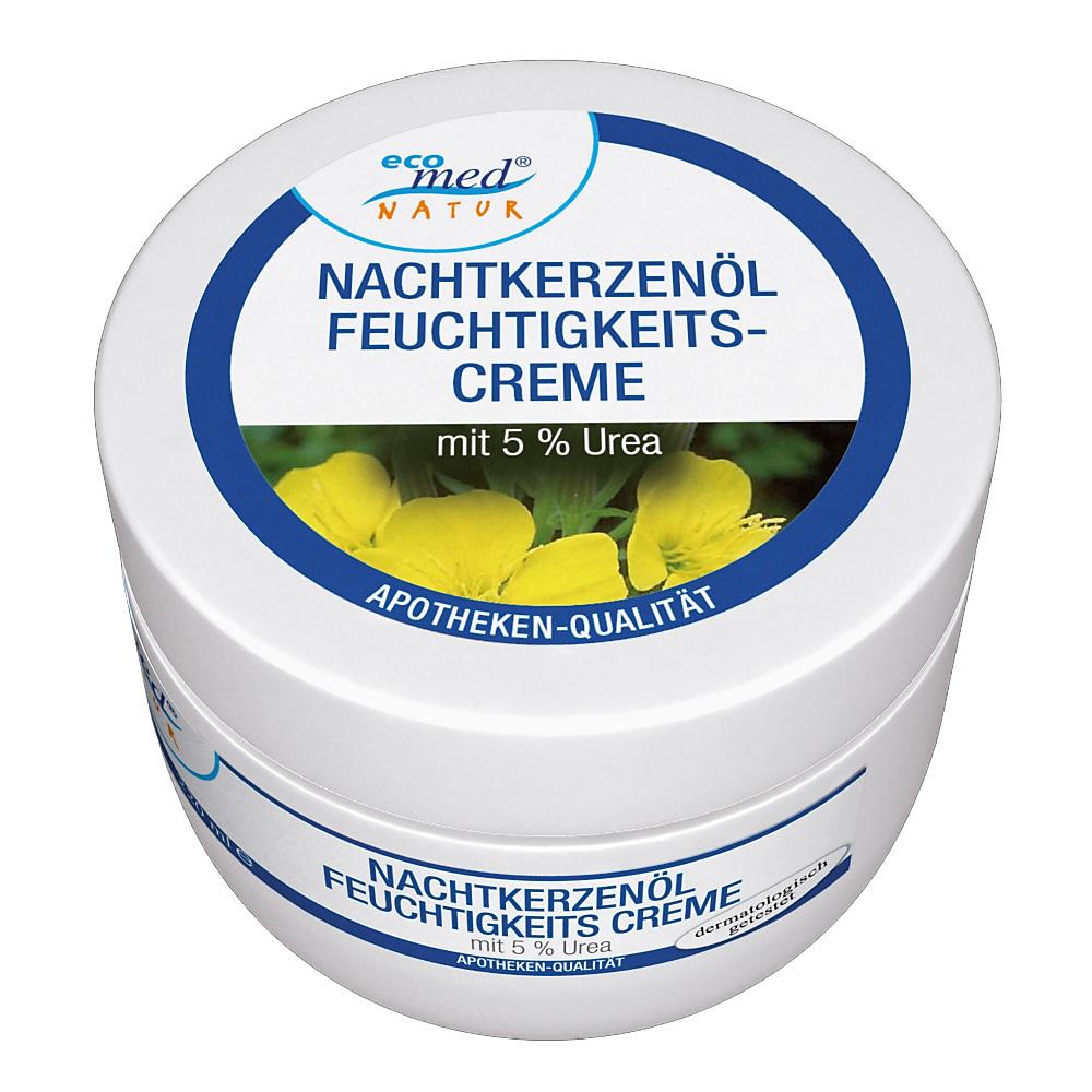 01833 - eco med Natur Nachtkerzenöl Creme 220 ml