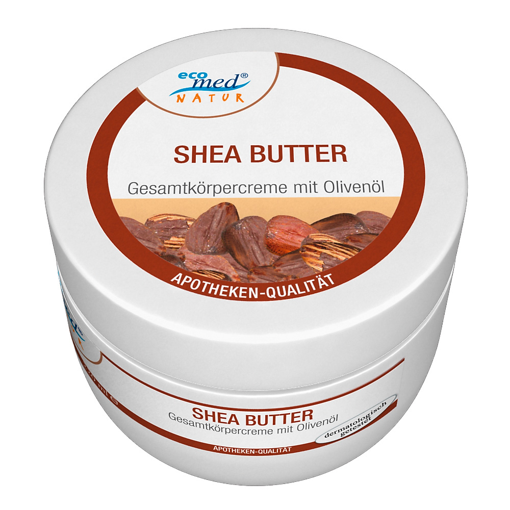 01835 - eco med Natur Sheabutter Creme 220 ml