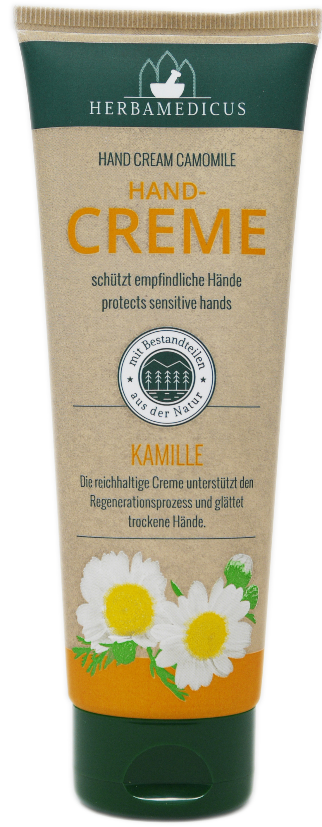 01845 - hand cream camomile 125 ml