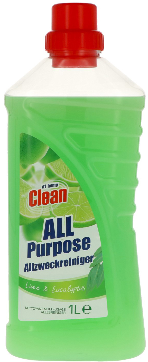 01890 - All purpose cleaner 1000 ml - lime & eucalyptus