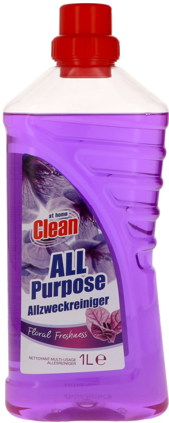 01891 - All purpose cleaner 1000 ml - floral freshness