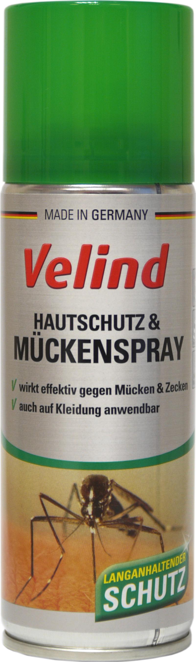 02190 - Hautschutz & Mückenspray 200 ml
