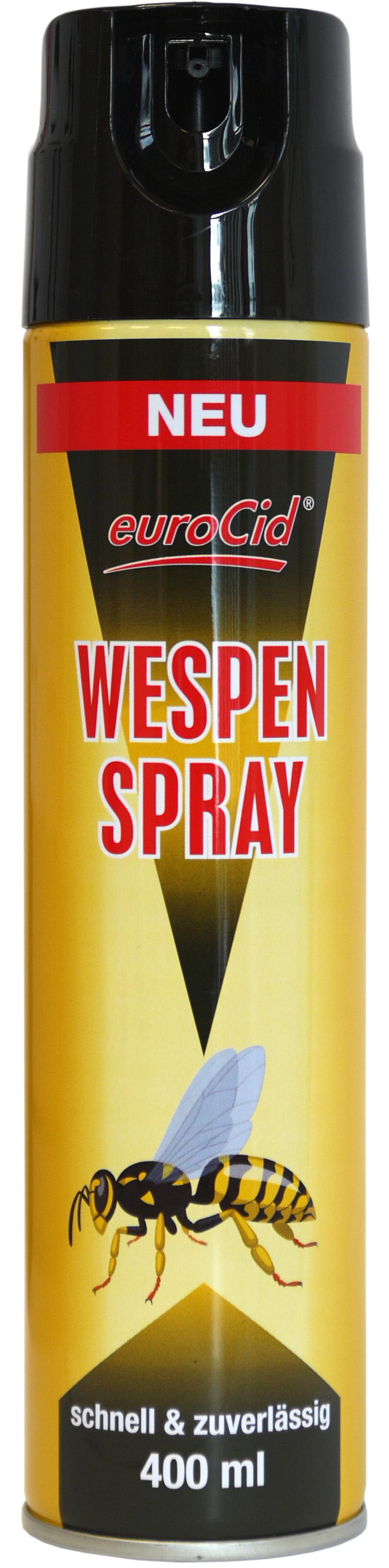 02193 - euroCid Wespenspray 400ml BIOZID