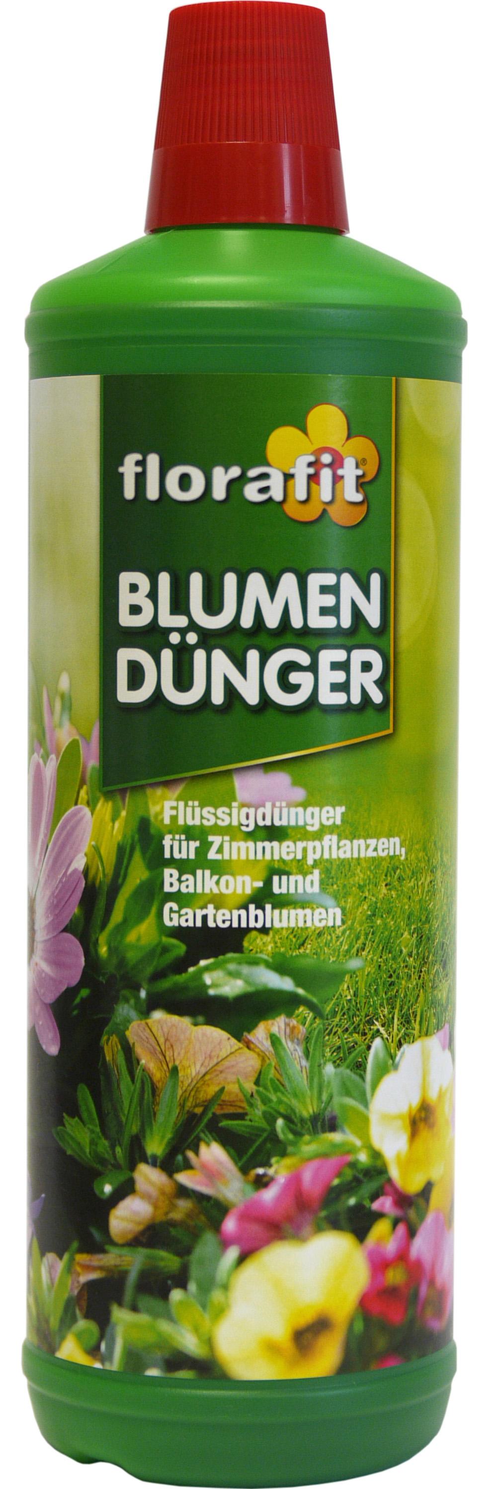 02200 - florafit Blumendünger 1000 ml