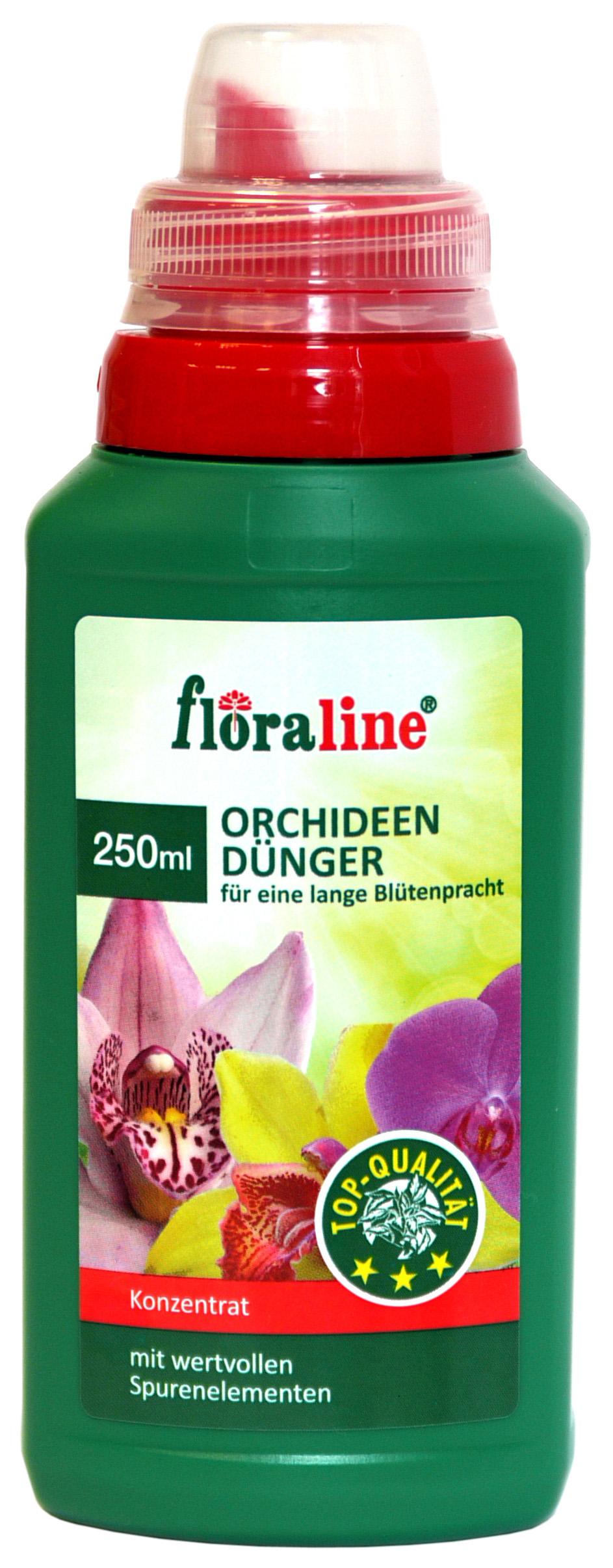 02205 - floraline Orchideendünger 250 ml