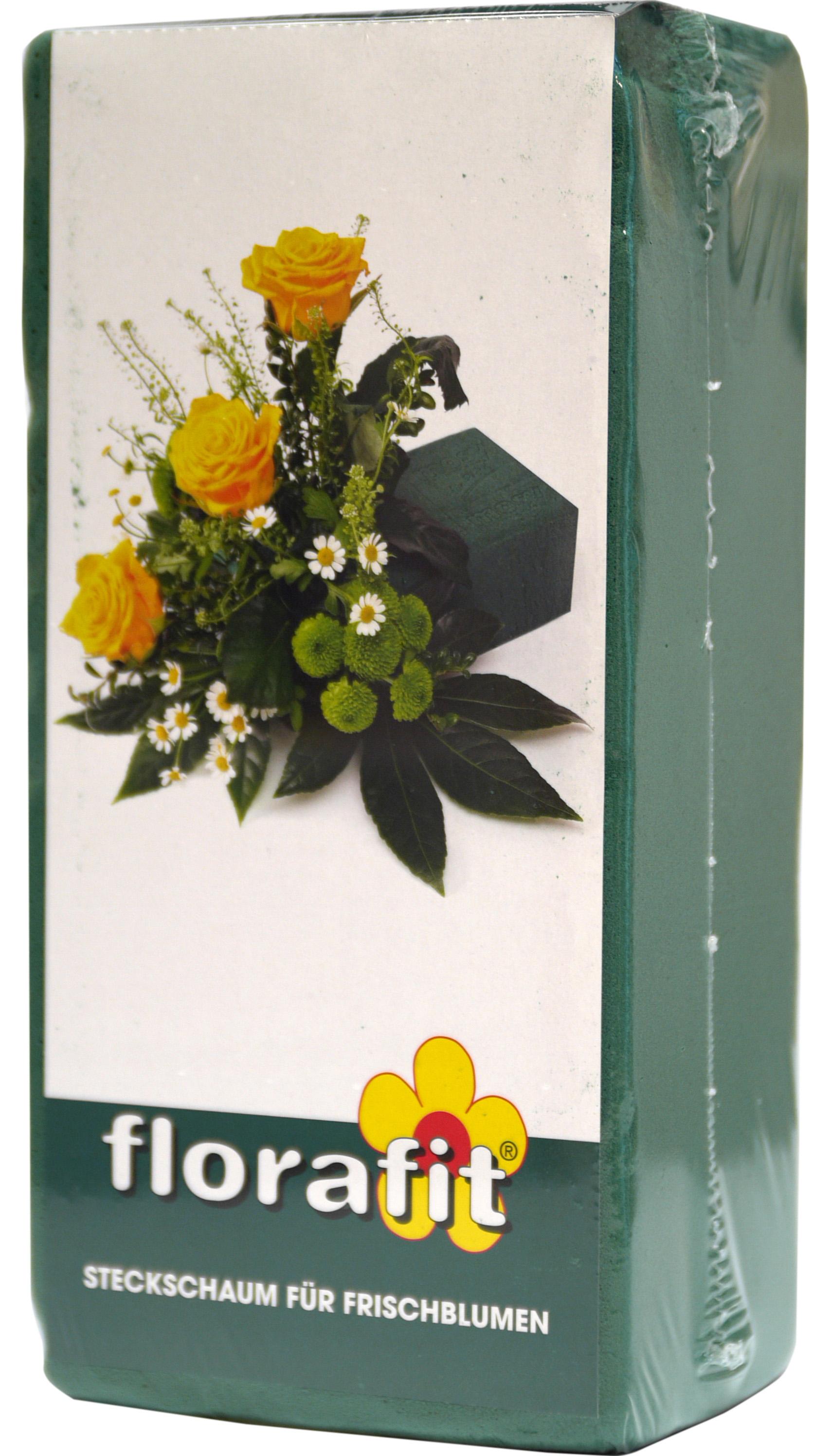 02275 - florafit Steckschaum für Frischblumen