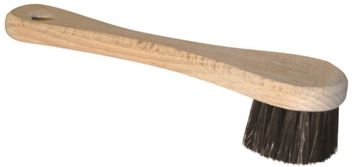 02319 - Schuhbürste aus Holz, 16 cm