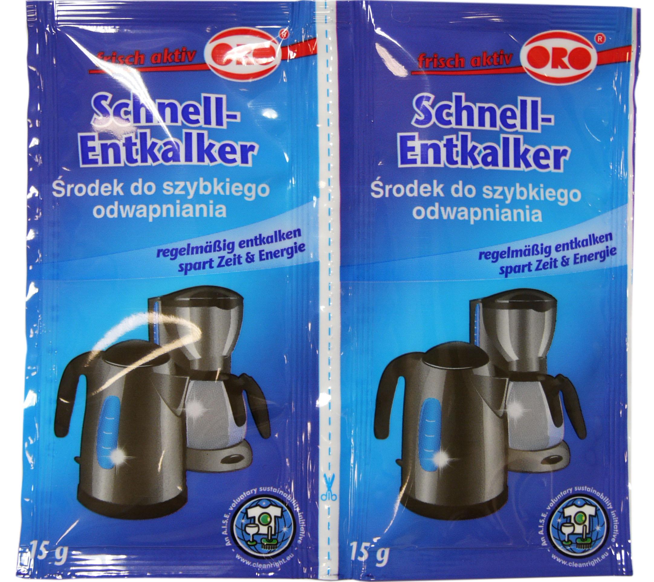 02419 - Schnell-Entkalker 2x15 g