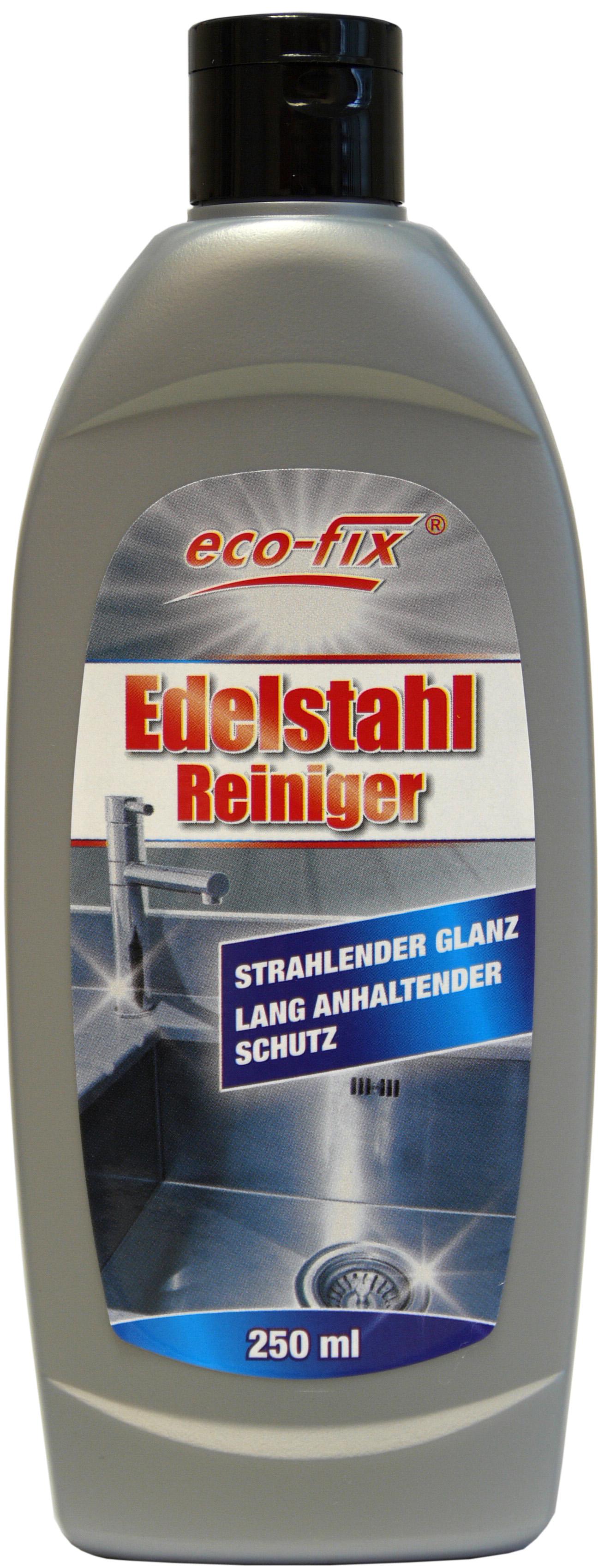 02460 - eco-fix Edelstahlreiniger 250 ml