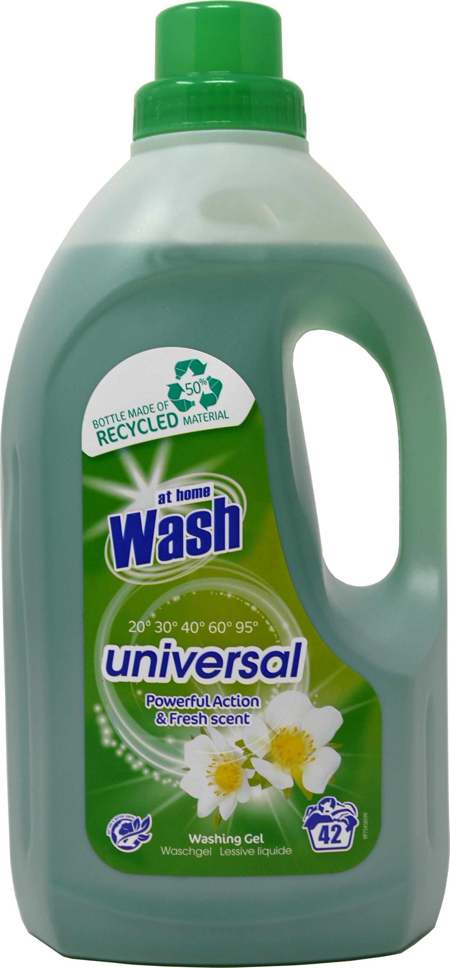 04053 - Flüssigwaschmittel Universal 1,5 L, 42 WL