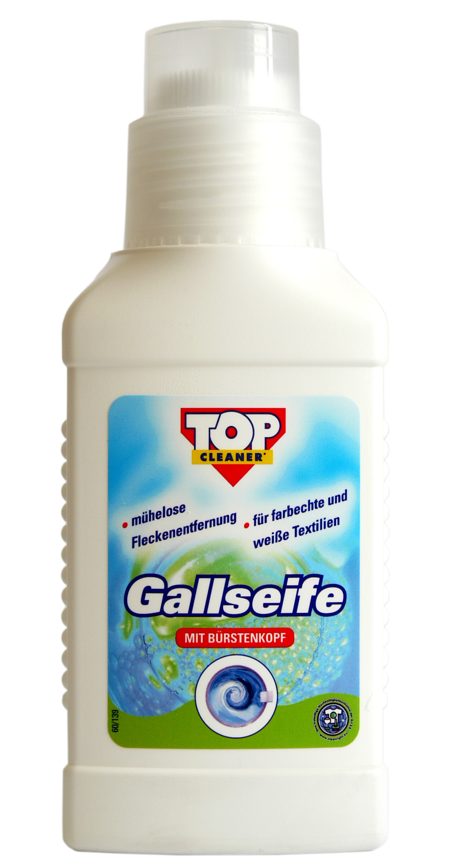04055 - Cigall Fleckweg-Gel mit Gallseife 250 ml