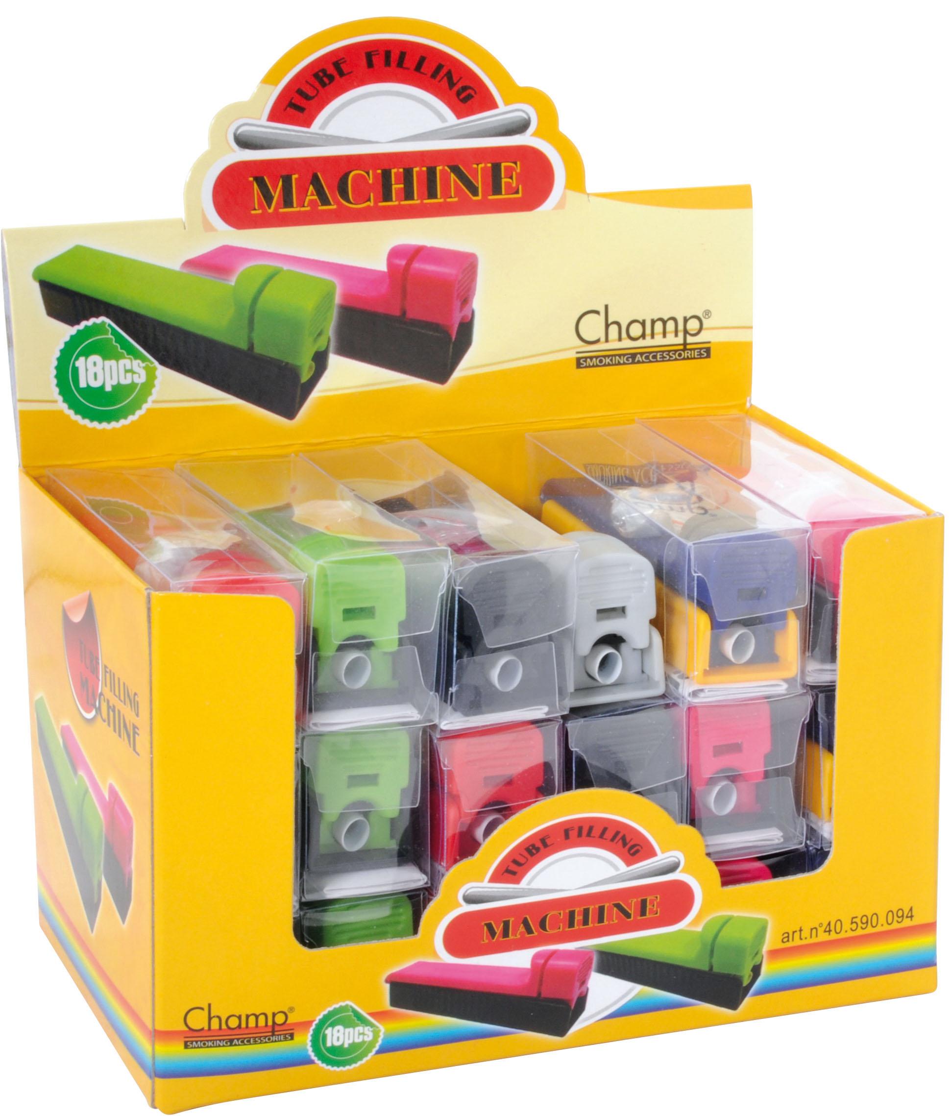 21083 - Zigarettenstopfmaschine Colors 84 mm
