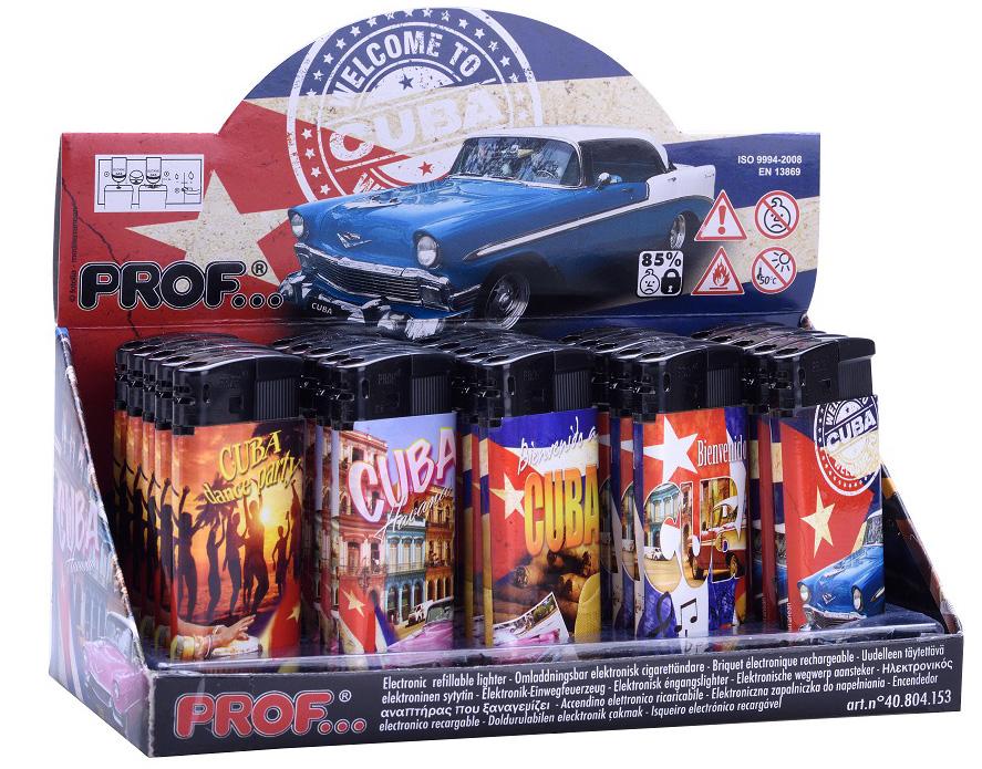 21095 - PROF Feuerzeug