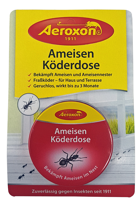 50305 - Ameisen Köderdose, 8 g, geruchlos
