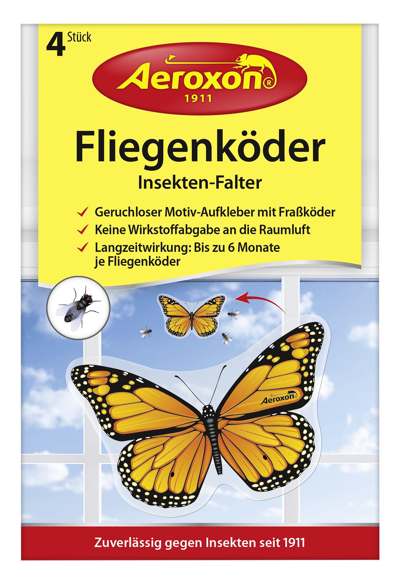 50759 - Fliegenköder mit Motiv, 4er
