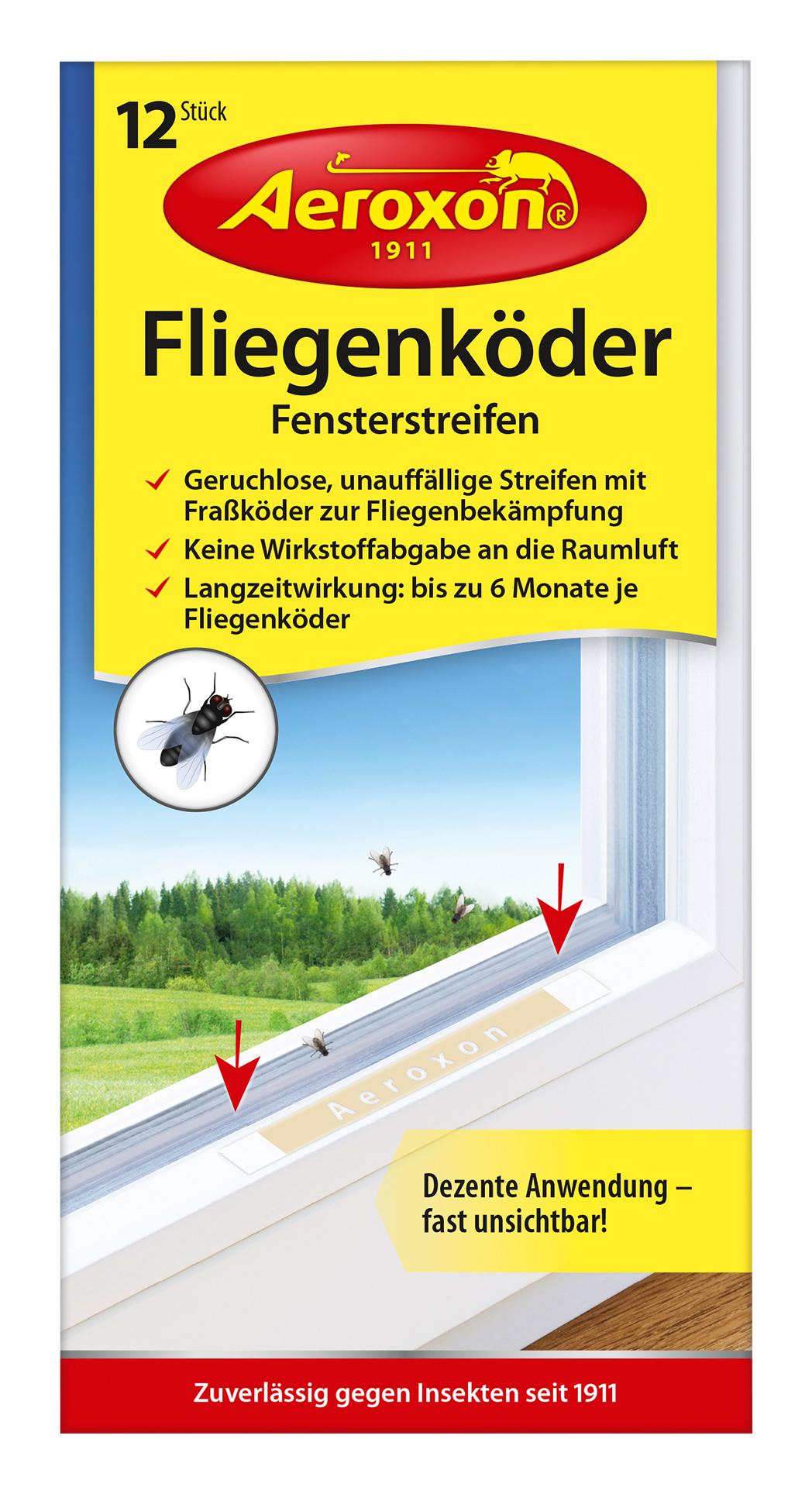 50760 - Fliegenköder Streifen, 12er