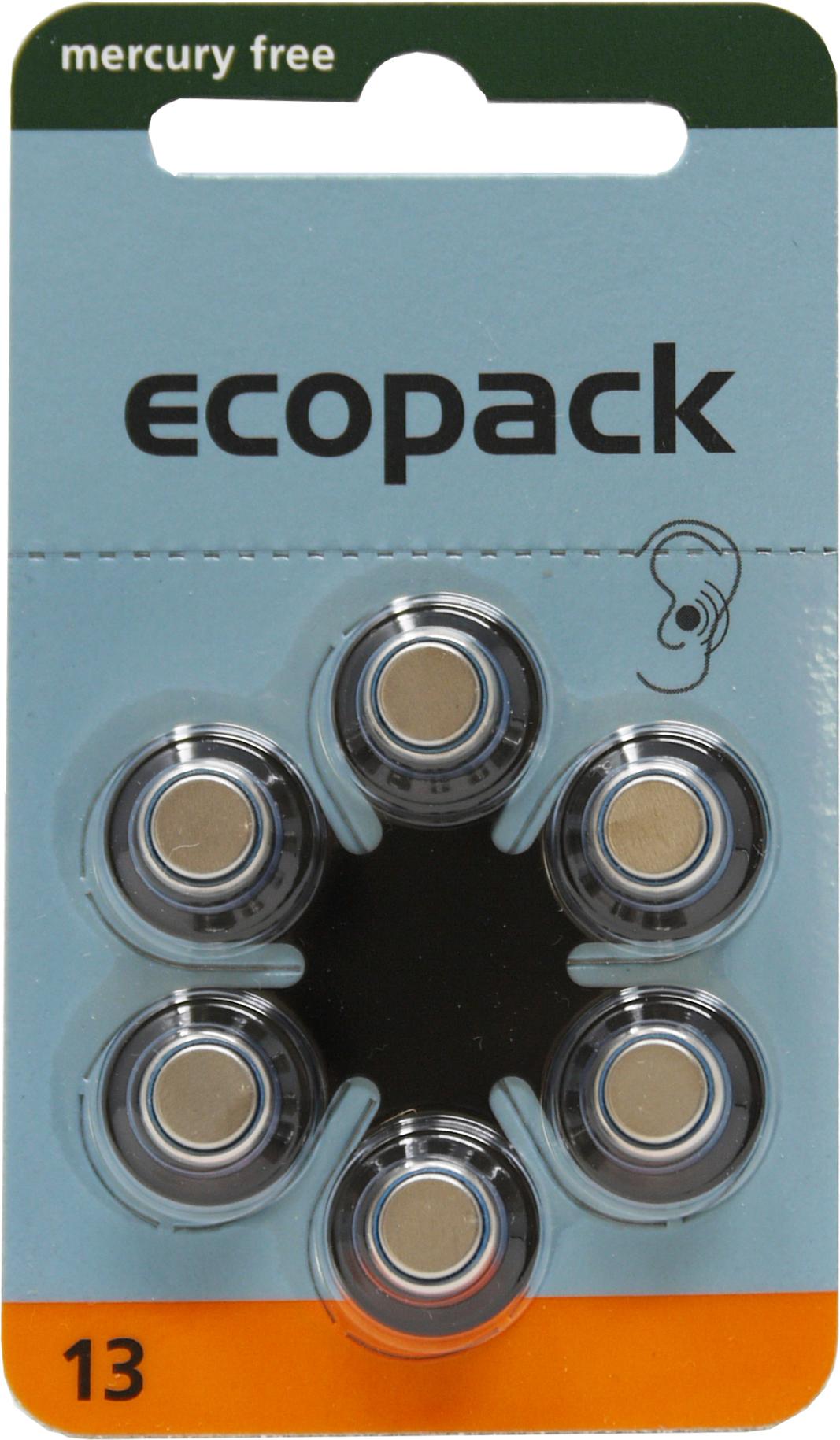 52729 - ecopack Knopfzellen f