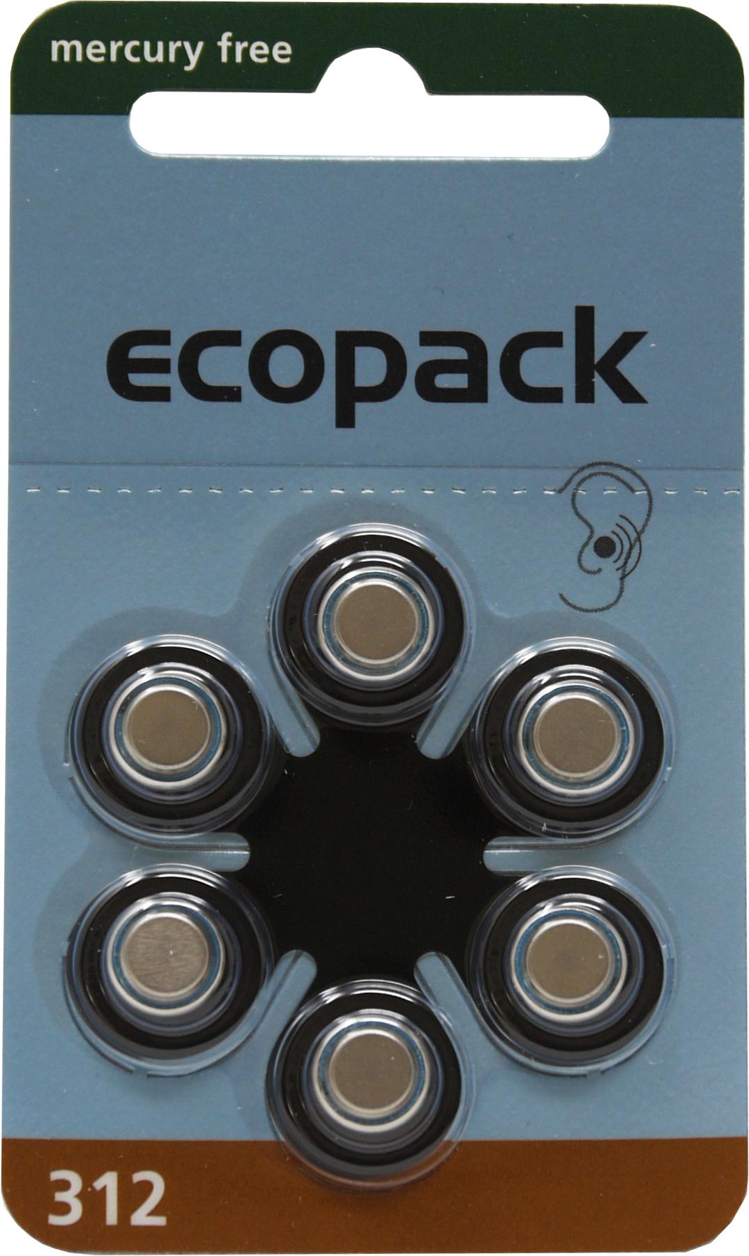 52730 - ecopack Knopfzellen f