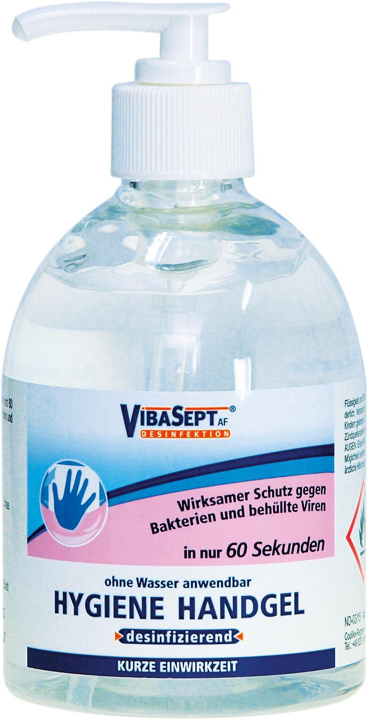60061 - VibaSept Hygiene Handgel 300 ml