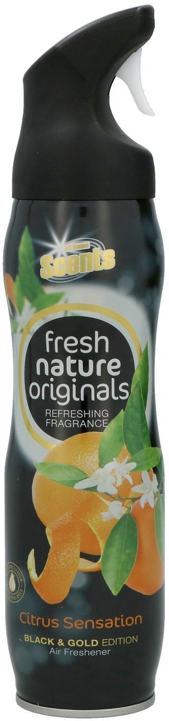 60069 - air freshener spray 300 ml - citrus sensation