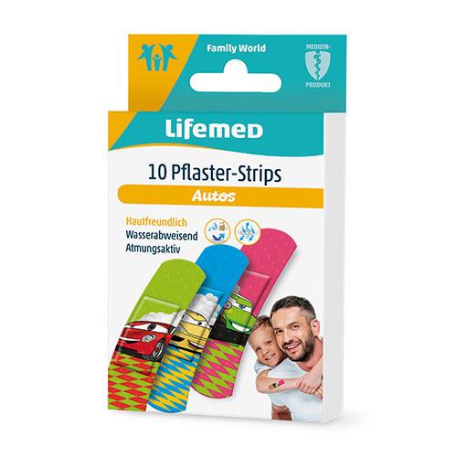 99550 - Pflaster-Strips 10er
